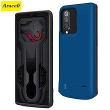 Araceli pour Xiaomi Mi 9 boîtier de batterie 5000 Mah chargeur étui couverture de téléphone intelligent batterie dalimentation pour Xiaomi Mi 9 boîtier de batterie Mi9 Capa
