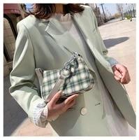 backpacks plaid bag simple tide womens shoulder slung online celebrity fairy bag handbags women bags backpacks for women