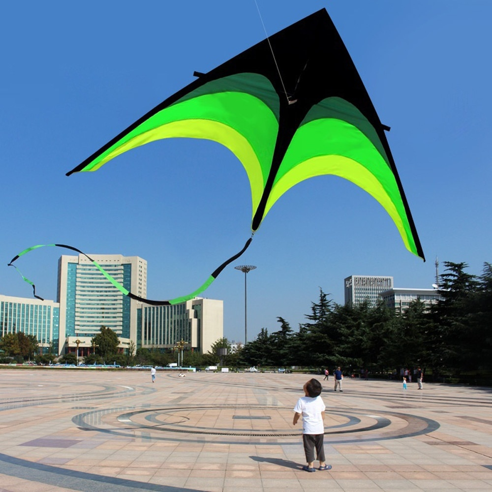 160cm Super Huge Kite Line Stunt Kids Kites Toys Kite Flying Long Tail Outdoor Fun Sports Educationa