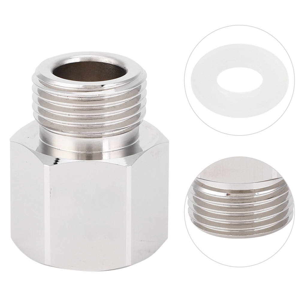 TR21-4 To W21.8 High Quality Aluminum Refill Soda Stream Adapter Converter Accesssories Suitable For Aquarium Cylinder Regulator