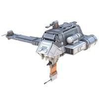 transporter warship anakins twilight series warship 52064 tech model building block toy boy gift