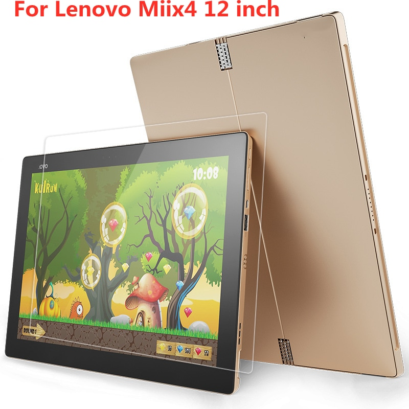 Tablet full cover Tempered Glass For Lenovo Miix4 12 inch Screen Protector Film