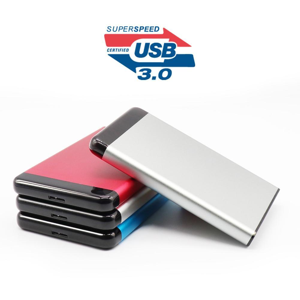 6Gbps USB 3.0 2.5inch SATA Hard Disk Drive Case External SSD HDD Enclosure Box