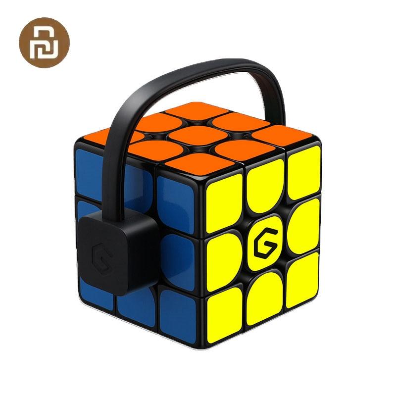 [Update Version ] Original Giiker i3s AI Intelligent Super Cube Smart Magic Magnetic Bluetooth APP S