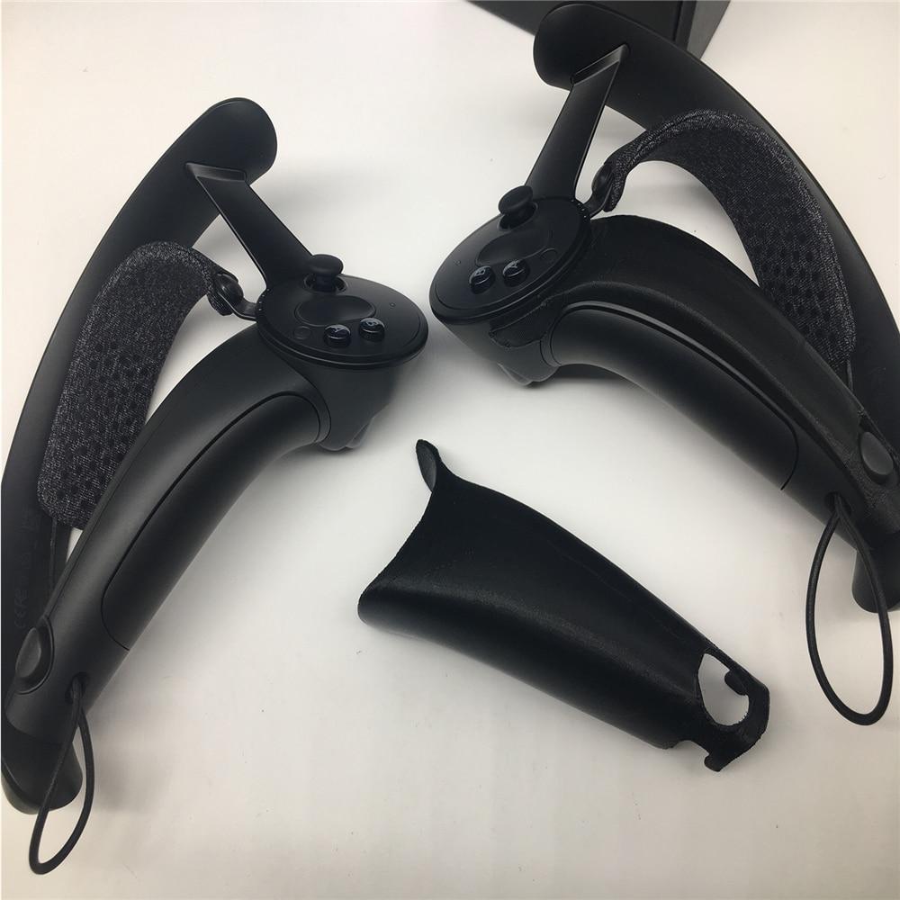 1 par de controladores antideslizantes cubierta de agarre para el índice de válvula VR accesorios de juego controlador de protección cubierta de la carcasa