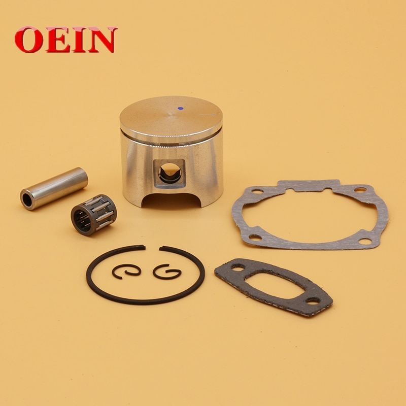 clutch sprocket side cover brake handle assembly for husqvarna 55 51 50 55 rancher chainsaw spare parts 45MM & 46MM Piston Assy Gasket Fit For HUSQVARNA 50 51 55, 55 RANCHER Garden Chainsaw Spare Parts OEM#503608171