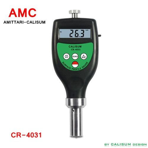 AMITTARI خشونة اختبار السطح الشخصي مقياس CR-4031