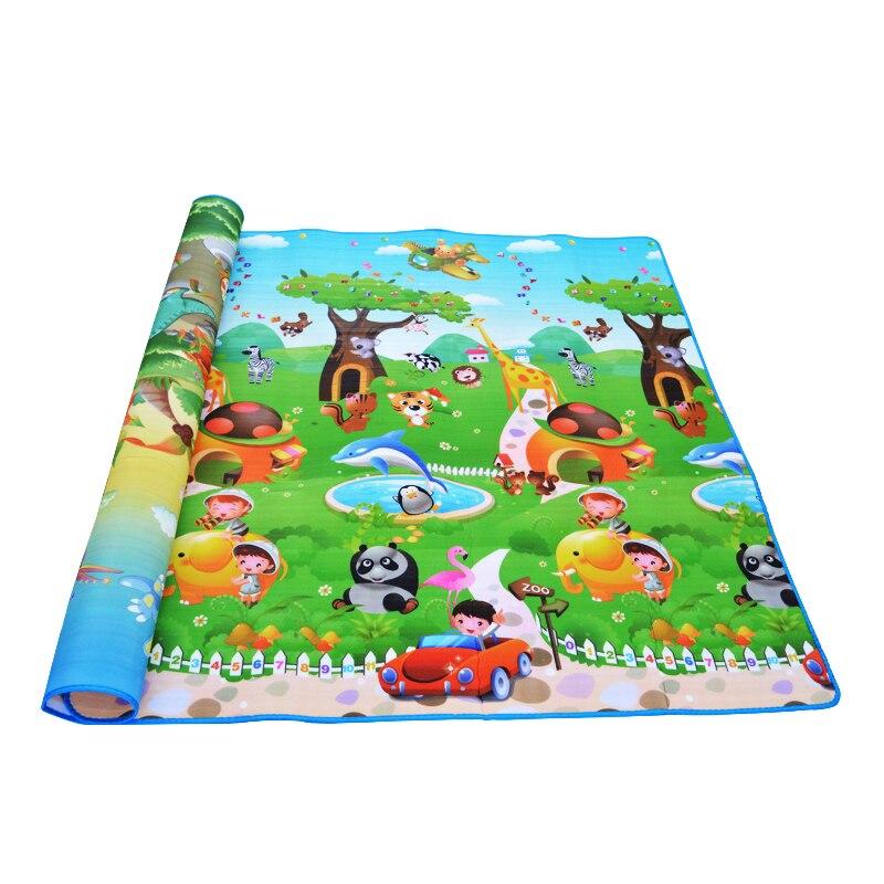 1 سنتيمتر سميكة الزحف الطفل تلعب حصيرة التعليمية الأبجدية لعبة الاطفال البساط ل بازل للأطفال النشاط رياضة السجاد إيفا ألعاب من المطاط