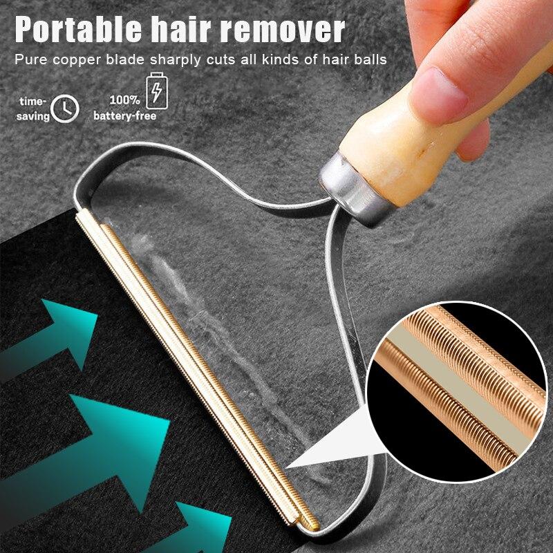 Mini removedor de fiapos escova fuzz tecido shaver cão gato depilação lavável rolo roupas fluff tecido tapete escova ferramenta