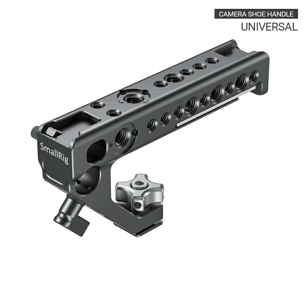 SmallRig Quick Release Camera Shoe Handle Grip Can Use W/ SmallRig Z6 L Plate w/ ARRI Locating Hole DIY Camera Stabilizer 2094 enlarge