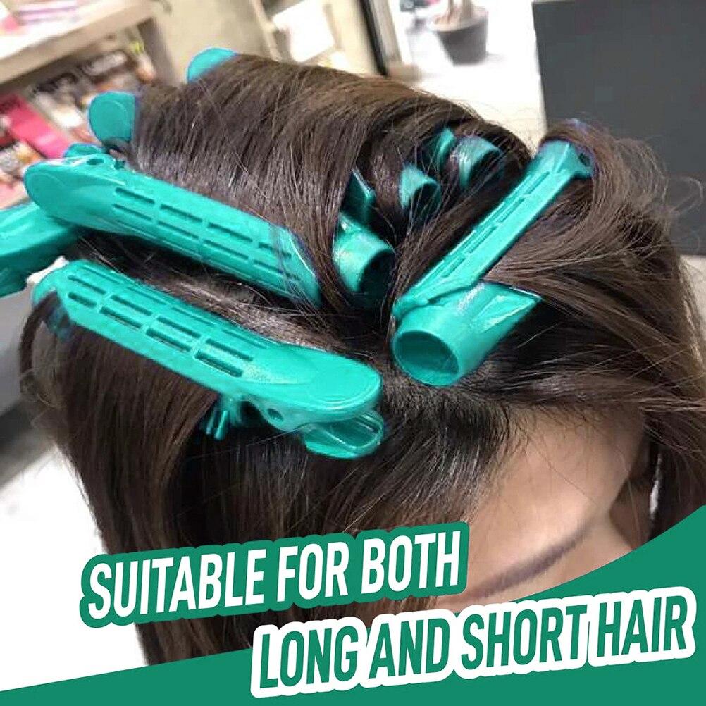 3 uds Clip de pelo esponjoso rizador de raíz de pelo onda de rodillo Clip de peinado esponjoso herramienta de estilismo para mujeres y niñas