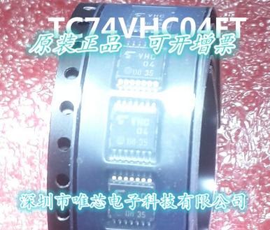 10pcs lot 2005 e09a7218a 5pcs/lot 10pcs/lot  TC74VHC04FT TSSOP-14