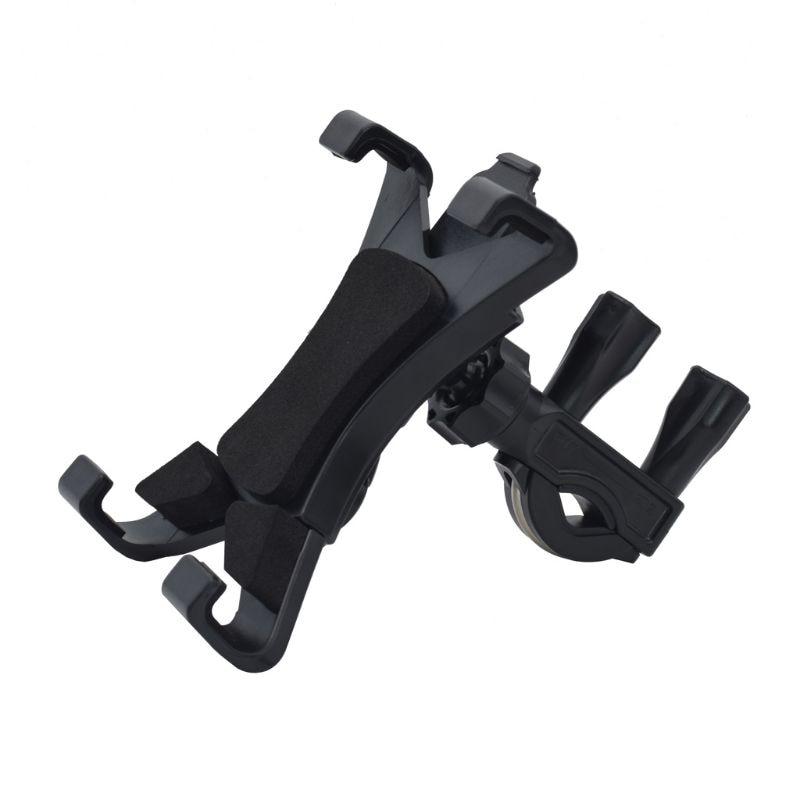 Soporte de bicicleta Universal 360 soporte de bicicleta de ejercicio para tableta de 7-12 pulgadas