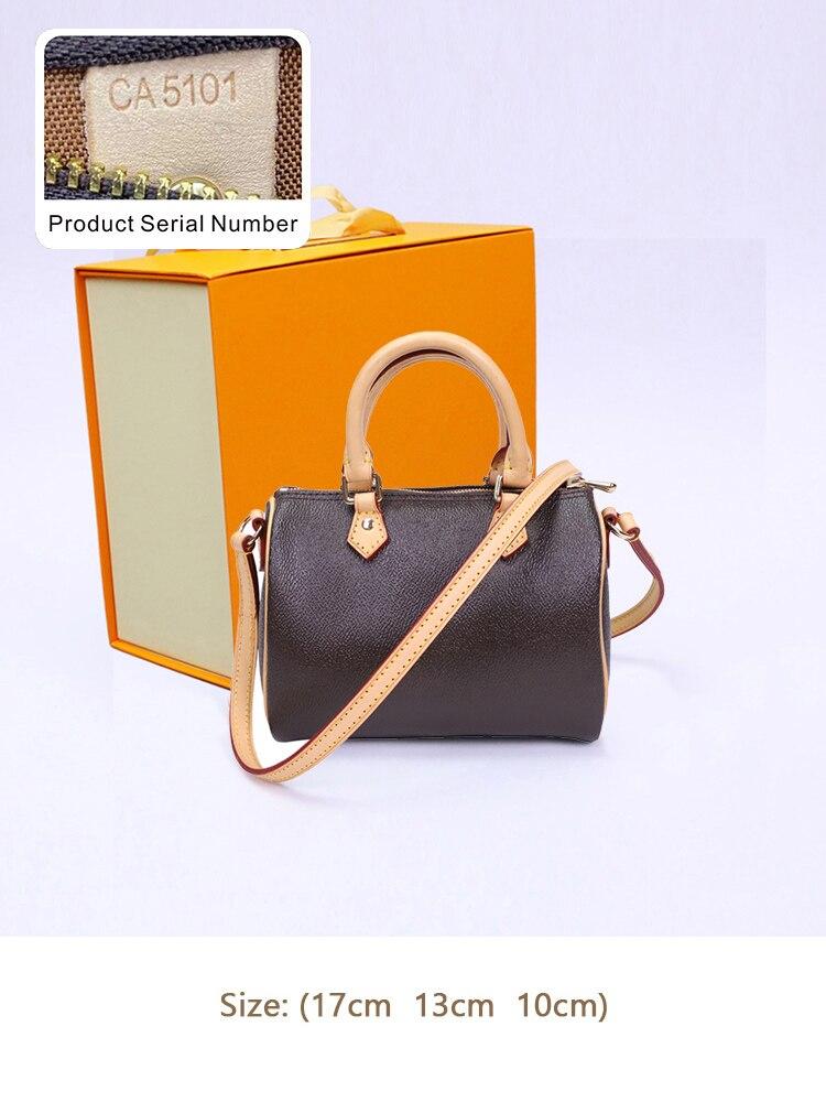 حقيبة يد نسائية عصرية بأحدث وسادة مصنوعة من جلد البولي فينيل كلوريد عالي الجودة بتصميم فاخر حقيبة كتف مائلة لعام 2021