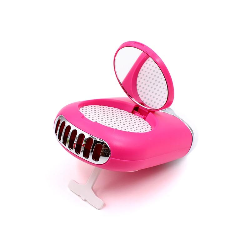 Мини USB вентилятор для ресниц Кондиционер воздуходувка для наращивания ресниц Клей привитые ресницы специальный фен инструмент для красот...