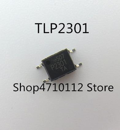 10 PÇS/LOTE NOVO TLP2301 P2301.TLP2701 P2701.TLP3111 P3111. P3123 TLP3123. TLP3131 P3131 SOP-4