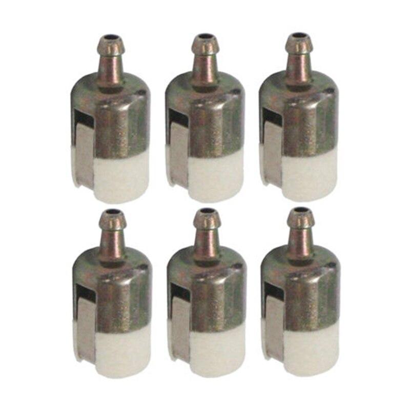 Карбюратор бензопилы 6 шт./компл. топливный для эхо 13120507320 бензопилы кусторез воздуходувка 125-527 топливный фильтр Заменяет