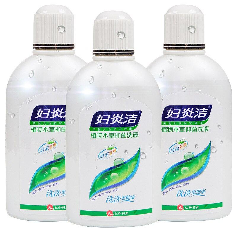 Лосьон Fuyanjie 180 мл, уход за женщинами, частные части, жидкость для технического обслуживания, гинекологические Частные части, очищающая жидко...