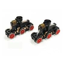 1/87 Dongfeng Diesel Locomotief Simulatie Trein Model Draaistel Accessoires