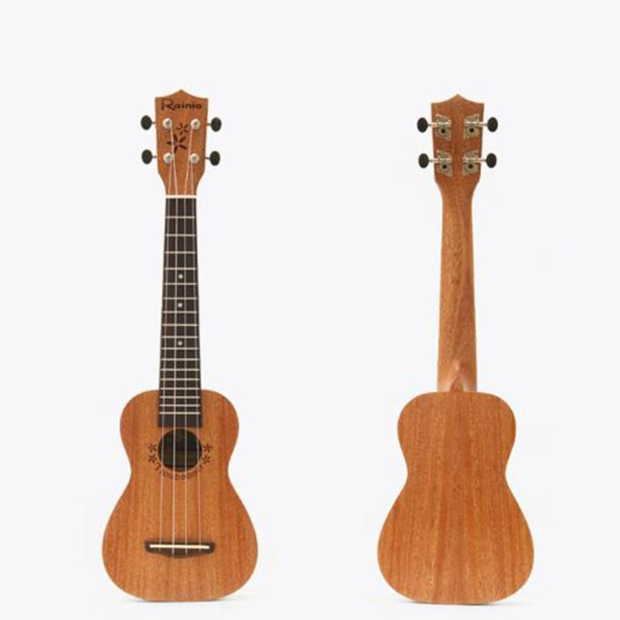 Fingerstyle Mahogany Ukulele Tenor Professional Travel 4 Strings Acoustic Guitar Small Guitare Classique Musical Instrument enlarge