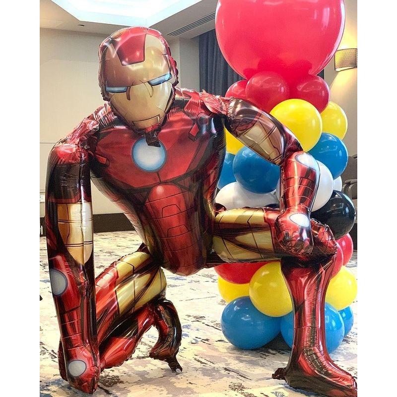big-3d-spider-iron-man-palloncini-foil-vendicatore-supereroi-globos-per-bambini-decorazione-per-feste-di-buon-compleanno-forniture-giocattoli-per-bambini