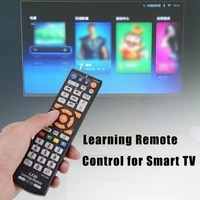 Universal IR Remote Control With Learning function  For L336 SAT CBL 3 pages DVD For TV controller Copy J4Z3