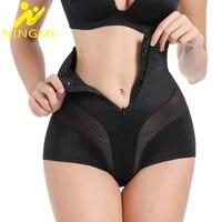 ningmi sexy butt lifter for women slimming underwear zipper hook waist trainer slim tummy control panties body shaper shapewear