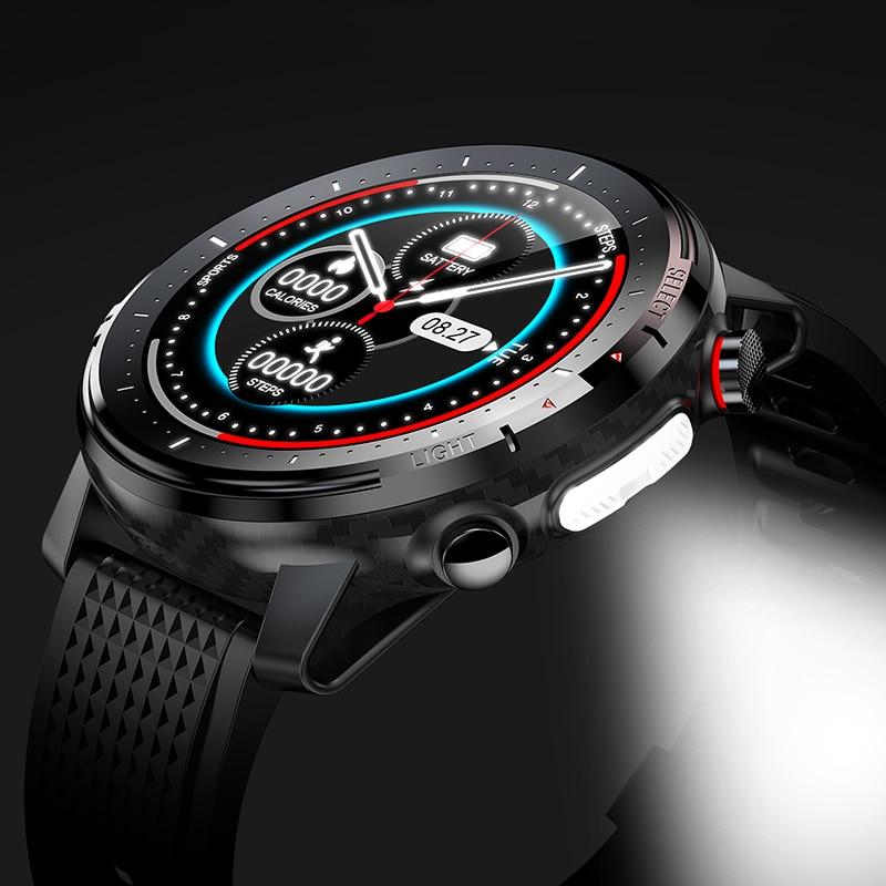 Inteligente para Huawei Timewolf Inteligente Whatch Android Reloj Hombre Smartver 2021 Luxo Led Relógio Telefone Iphone Ios