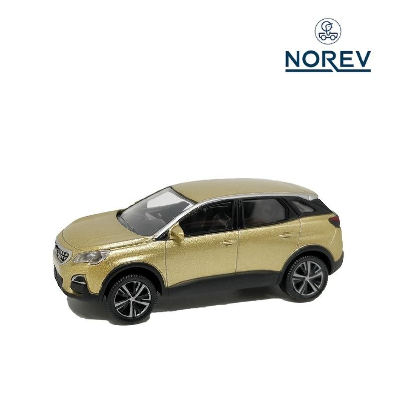 Norev 1 64 Peugeot 3008 2016 SUV Carro Modelo Diecast