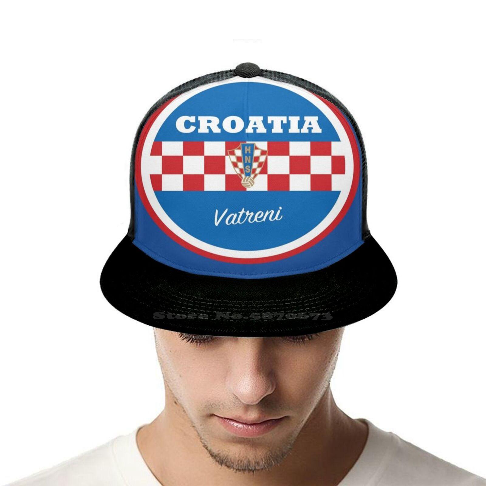 Croatia Baseball Hat For Outdoor Sports Cap Fifa World Cup Football Brazil V Germany Soccer Goals Final Goal South Africa
