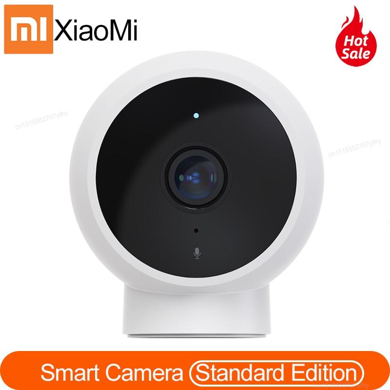 Оригинальная умная ip-камера Xiaomi Mijia, HD1080P, 2,4G, Wi-Fi, беспроводная, 170 широкоугольная, 10 м, ночное видение, интеллектуальная безопасность для mihome