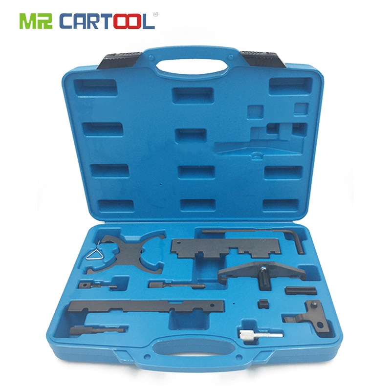 MR CARTOOL أداة توقيت جديدة لفورد Yibo فولفو يدعم 1.5/1.5T/1.6/1.6T/1.8/2.0/2.3/Displacement
