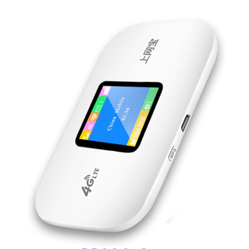 TIANJIE-موجه واي فاي صغير غير مقفول 3G/4G LTE ، 150 ميجابت في الثانية ، للجيب ، مع فتحة بطاقة SIM