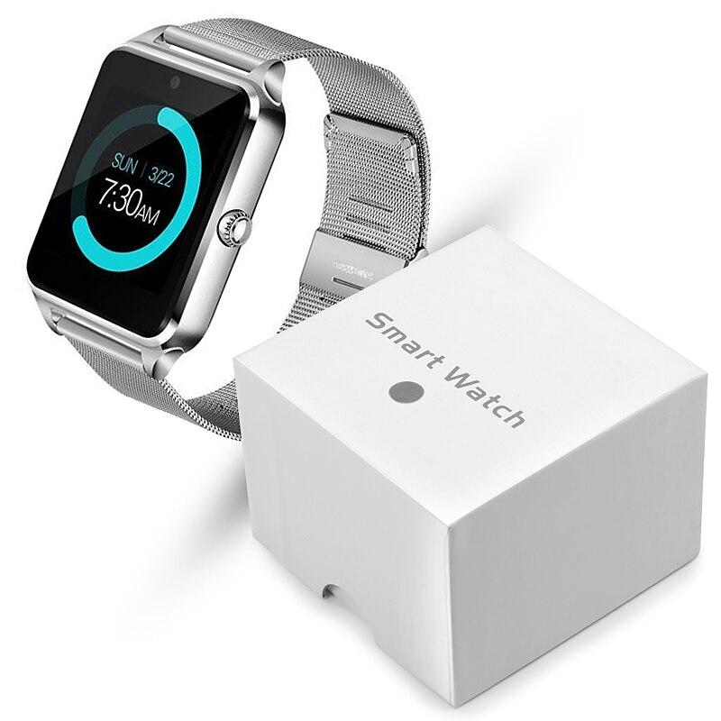 Reloj inteligente para mujer con pantalla táctil LED Bluetooth, música deportiva, correa de acero multifunción, reloj inteligente, reloj para mujer, reloj femenino