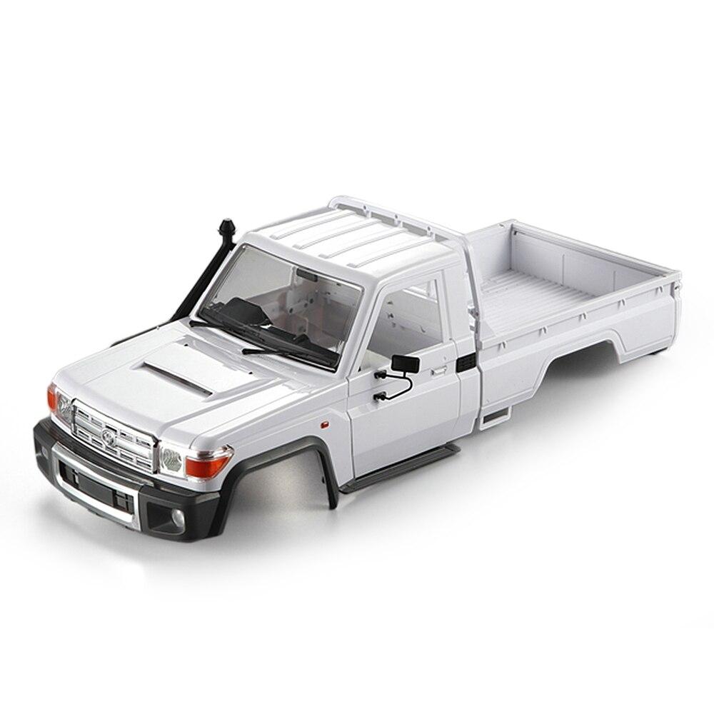 48601 313 мм RC 1/10 RC автомобильный Корпус Комплект для 1/10 Axial SCX10 RC4WD TF2 RC Rock Crawler Buggy Car Truck модельные части