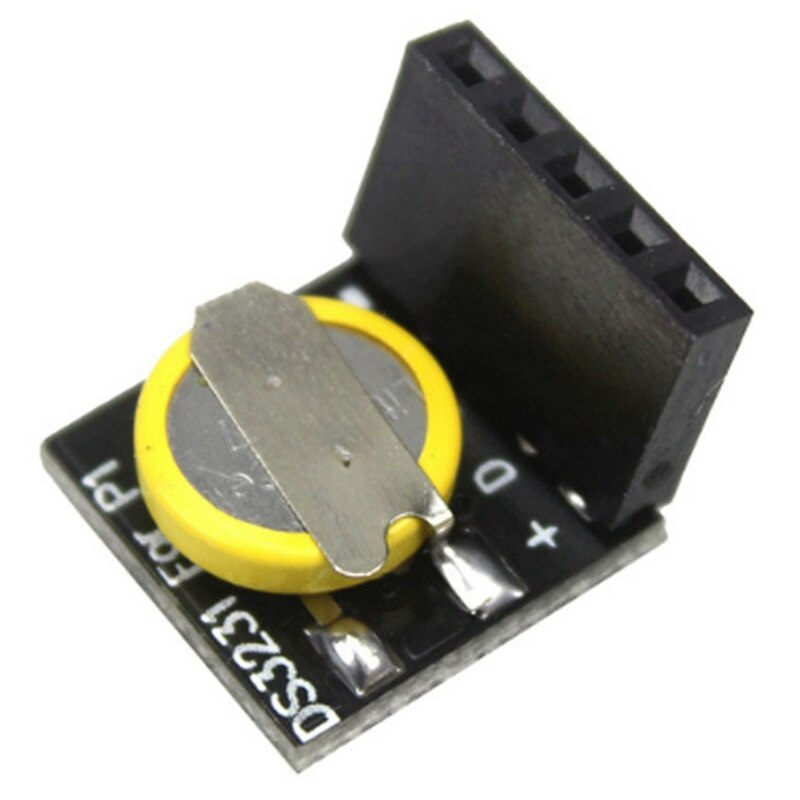 NEW-10Pcs عالية الدقة RTC وحدة DS3231 الوقت الحقيقي وحدة الذاكرة على مدار الساعة لاردوينو التوت بي