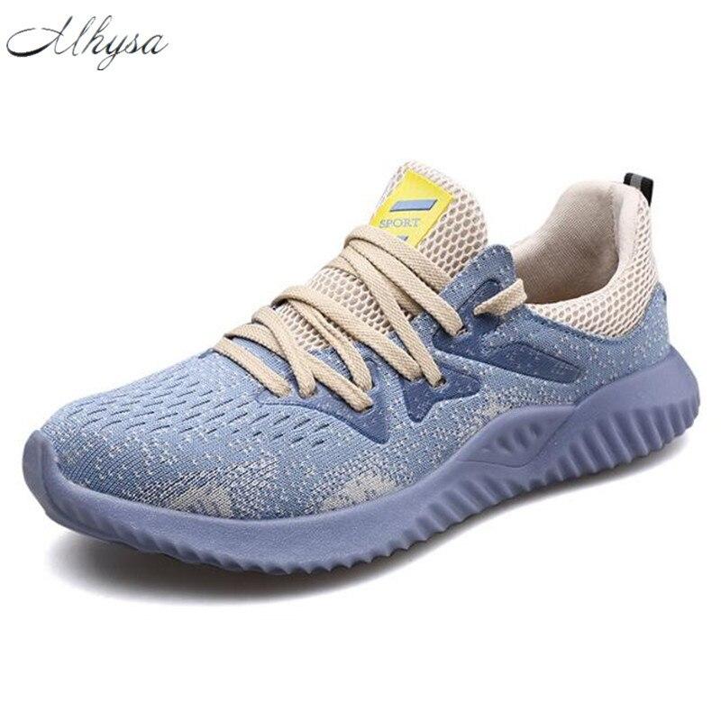 Mhysa 2019 hombres Botas de trabajo hombre calzado anti-rotura anti-piercing luz casual transpirable zapatos de seguridad Botas zapatos de hombre