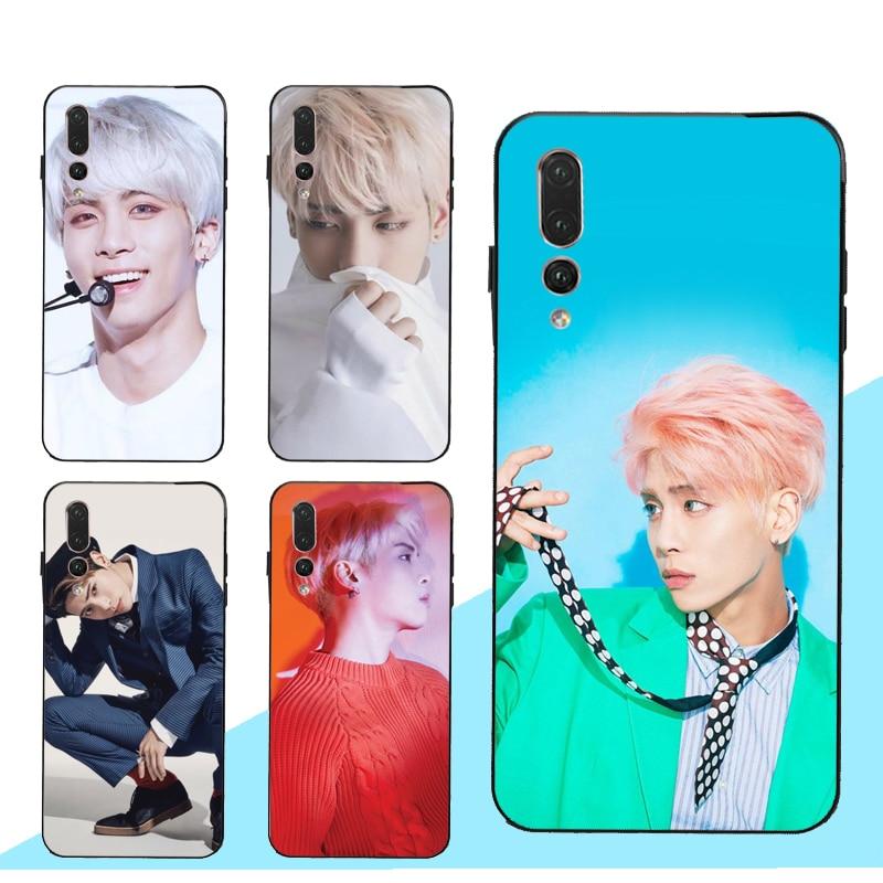 Kim Jonghyun. SHINee Kpop funda para Huawei Honor 10i 20 8X 9X 9 10 Lite 7C 7A Pro 8A 8C 8S Y9 Y6 Y7 2019 Nova 5T