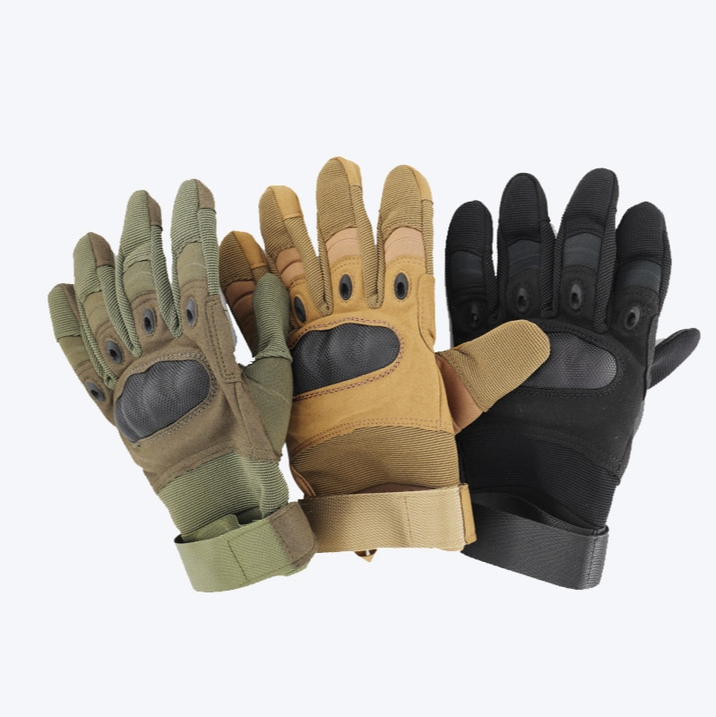Touch Screen Hard Knuckle Tactical Gloves Army Military Combat Airsoft Outdoor Climbing Shooting Paintball Full Finger Glove Men multicam tactical military full finger gloves army paintball airsoft combat touch screen rubber protective glove men women new