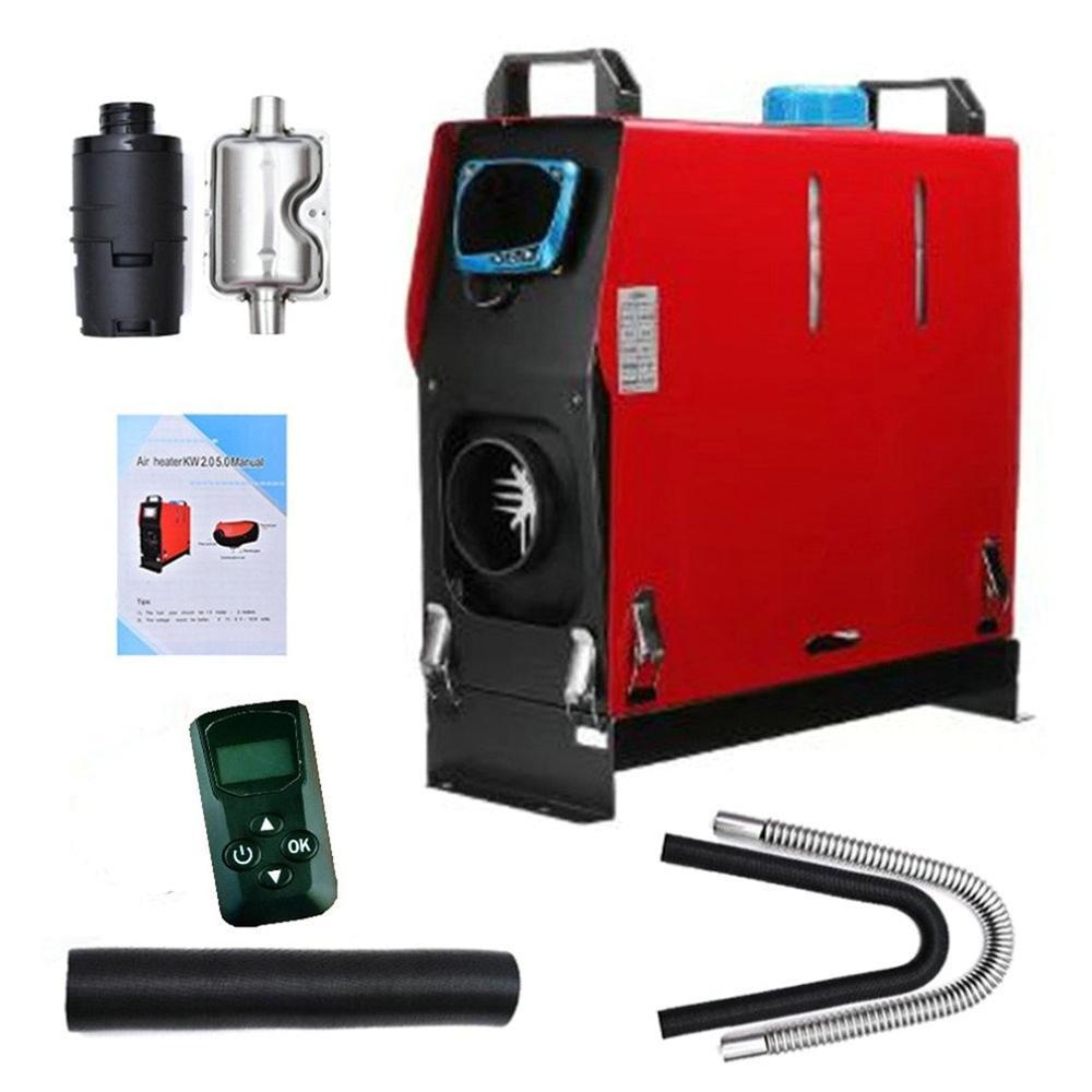 5000w aquecedor de ar 5kw 12v aquecedor de ar do carro display lcd para caminhão carro ônibus rv campista carro aquecedor de ar