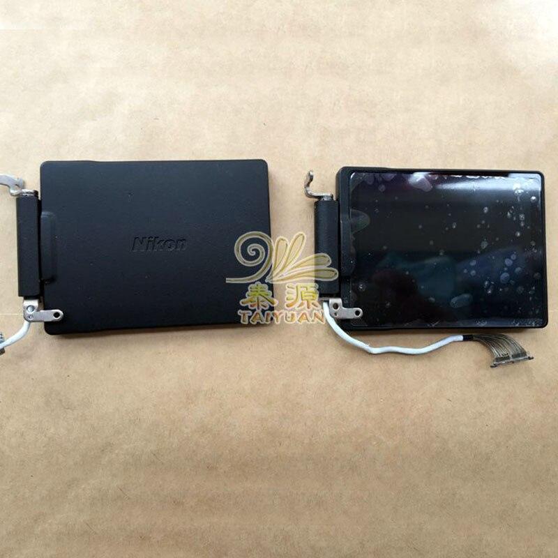 جديد شاشة الكريستال السائل شاشة assy مع LCD المفصلي إصلاح أجزاء لنيكون D5300 SLR