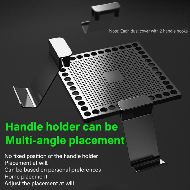Host Dust Cover For -Series X Multi-Function Heat Dissipation enlarge