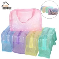 Snailhouse     sac a main Transparent impermeable pour la natation  sac de rangement pour le bain de lavage  sac a main de maquillage multifonctionnel
