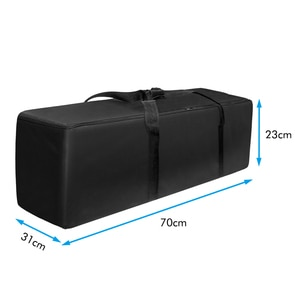 70x31cm Photography Bag Black Oxford Carry for Softbox Studio PhotoSingle Led Lamp with Tripod Photography Studio Kit Lighting