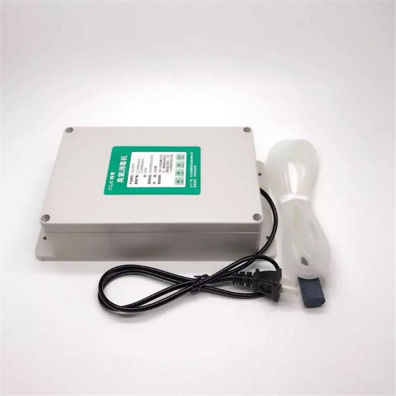 Gratis Verzending Ozon Generaotr Luchtreiniger Ozon Steriliseren Machine Ozon Sterilizaton 1000 Mg/u Of 2000 Mg/u
