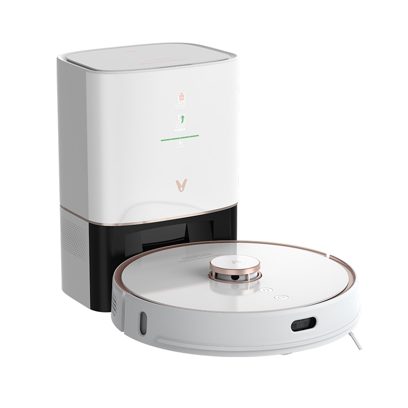 Viomi S9 2700 Pa Auto Dust Collection Smart Ultra Quiet Self-Charging Robotic Robot Vacuum Cleaner