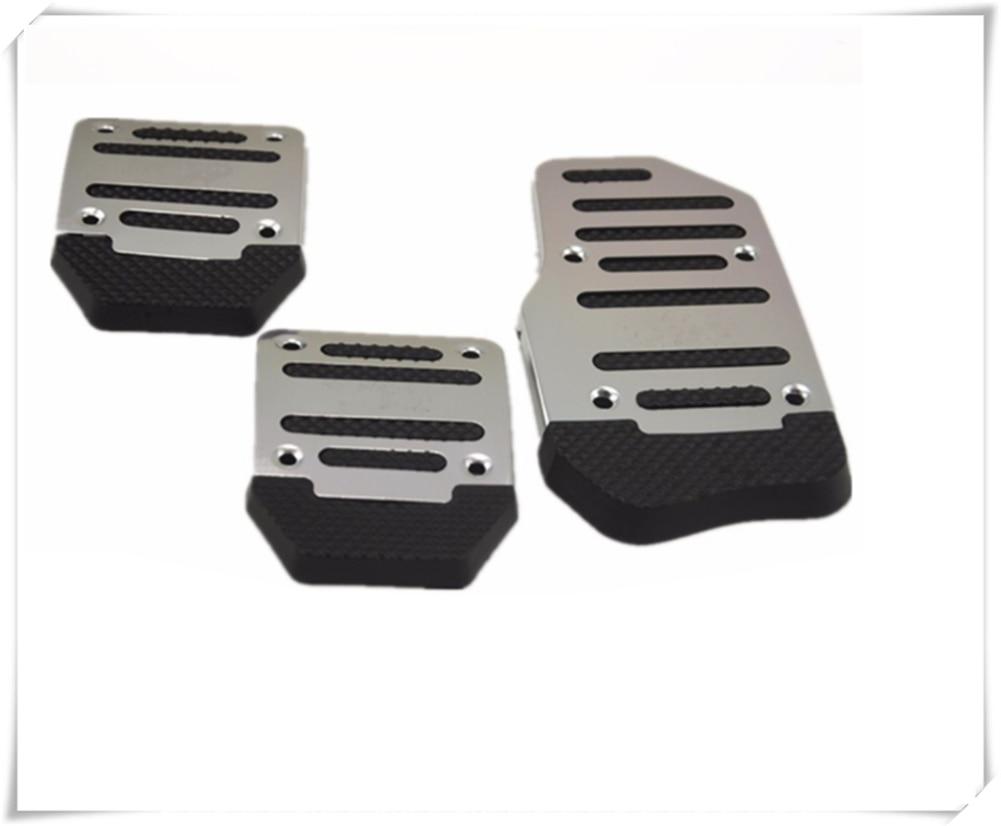 Novos suprimentos de carro anti-skid tampa do freio acelerador pedal caixa de velocidades para Fiat Qubo 500X Argo 500L 124 Tipo Panda mobi