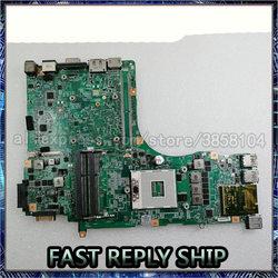 Sheli original para msi gt683dxr portátil placa-mãe Ms-16f21 ms16f21 ver 2.0 teste ok frete grátis