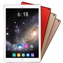 In Lager 100% Original Tablet PC 6GB RAM 128GB ROM MediaTek MTK8752 10 Zoll 5500mAh Android 8,0 GPS 8,0 MP Kamera 4G LTE Wifi