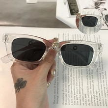 1Pcs Fashion Glasses Women Rectangle Vintage Sunglasses Brand Designer Retro Lady Square Eyeglasses